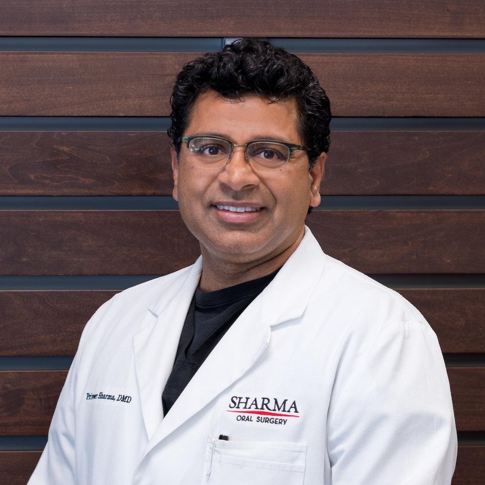 Meet Dr. Priveer Sharma